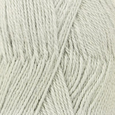 DROPS Alpaca 7120 licht grijs/groen
