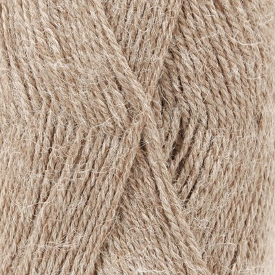 DROPS Alpaca 0618 licht beige mix