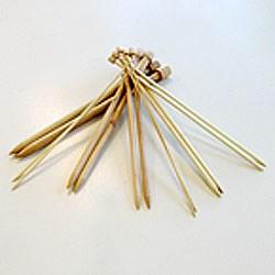 Breinaalden bamboe nr 8
