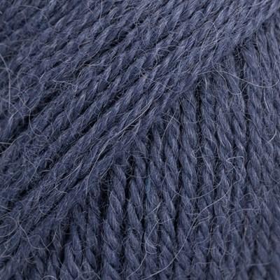 DROPS Alpaca 4305 paarsgrijs blauw