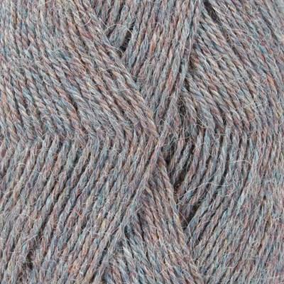 DROPS Alpaca 8120 denimblauw mix