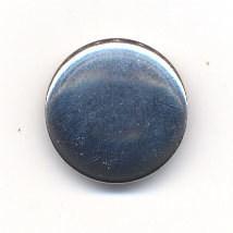 Knoop 23 mm metaal-look - 542