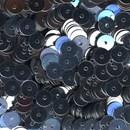 Pailletten 6 mm - 1005 zilver