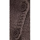 Knoop 65646 bruin 28 mm (4 stuks) (op=op)