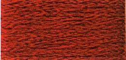 DMC satin S321 kerstmis rood