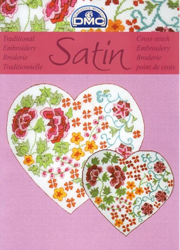 Satin - bloemmotieven 2 op=op