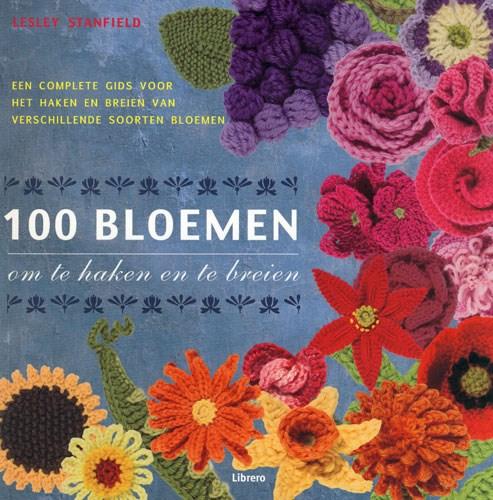 100 Bloemen Om Te Haken En Te Breien Hobbydoosnl