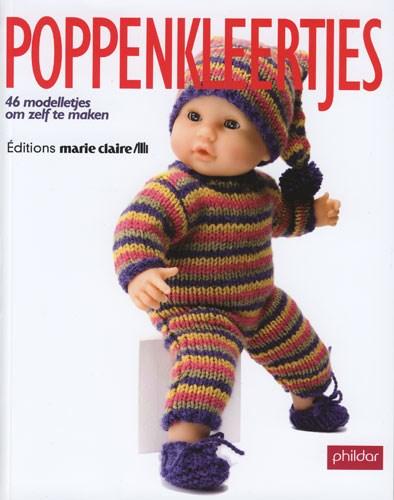 Marie Clair Poppenkleertjes 46 Modelletjes Om Zelf Te Maken