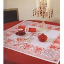 DMC No 3 (14562e) Decors de fetes - ornement rouges (op=op)