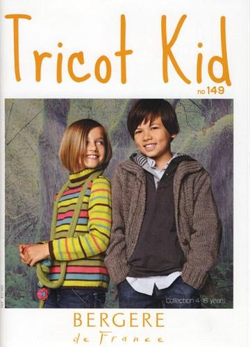 Bergere magazine 149 - Tricot kid