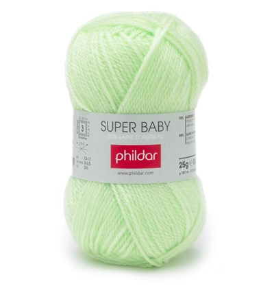 Phildar Super Baby Anis 0096