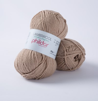 Phildar Lambswool Chanvre