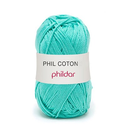 Phildar Phil coton 3 Piscine op=op