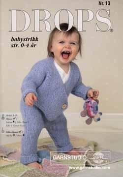 Drops nr 13 voor baby en peuter 0-4 jaar