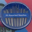Naald assortiment (30 stuks)