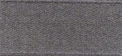 Lint satijn 38 mm 005 zilver grijs per meter