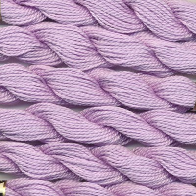 DMC cotton perle 5 - 0211 lavendel-licht