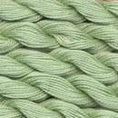 DMC cotton perle 5 - 369 pistache groen - extra licht