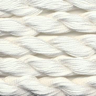 DMC coton perle 5 - blanc - wit