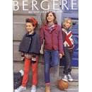 Bergere de France Tricot kid magazine 154 (ptr)