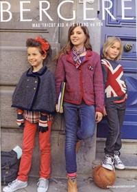 Bergere de France Tricot kid magazine 154 (ptr)
