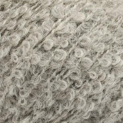 DROPS Alpaca boucle 5110 lichtgrijs