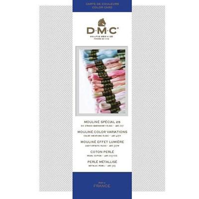 stalenboek DMC Mouline Nieuw