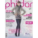 Phildar nr 045 winter 2010 voor dames