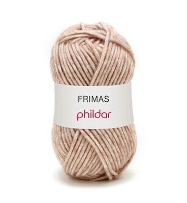 Phildar Frimas Camel 1264 - bruin zand