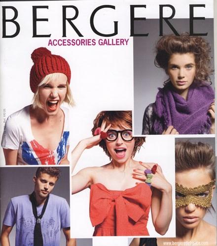 Bergere de France magazine 155 -accessoires op op - Hobbydoos.nl 1b4790b47c93