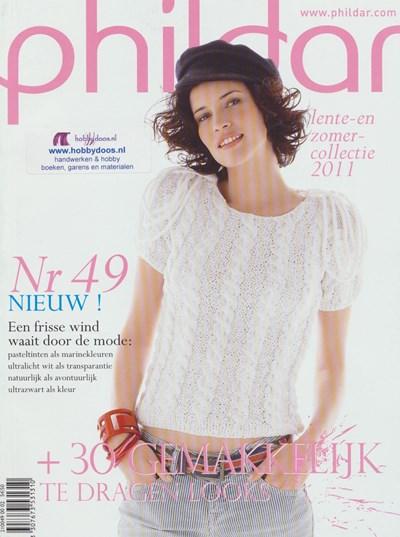 Phildar nr 49 lente/zomer 2011 - dames