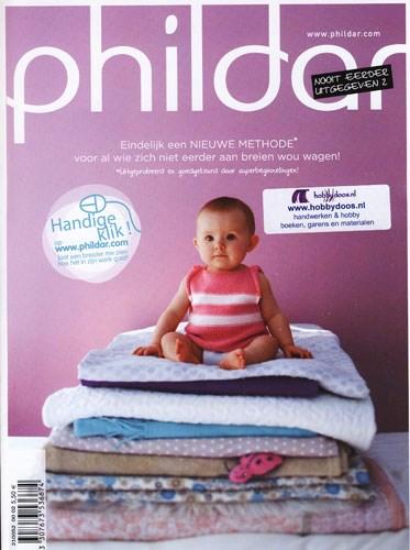 Phildar nr 52 baby - voor beginnende breisters (op=op)