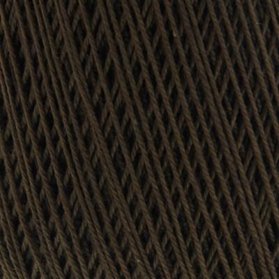 Lammy Yarns Coton crochet 017 donker bruin