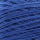 Lammy Yarns Coton crochet 022 kobalt blauw