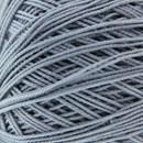 Lammy Yarns Coton crochet 038 zilver grijs