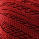 Lammy Yarns Coton crochet 042 donker rood