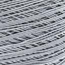 Lammy Yarns Coton crochet 011 licht blauw grijs