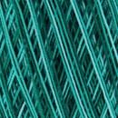 Lammy Yarns Coton crochet 422 smaragd groen gemeleerd