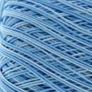 Lammy Yarns Coton crochet 409 licht blauw gemeleerd