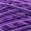 Lammy Yarns Coton crochet 420 paars gemeleerd