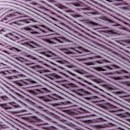 Lammy Yarns Coton crochet 410 lila gemeleerd