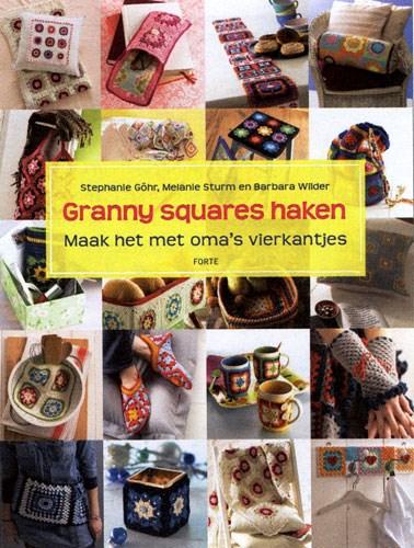 Patronen Granny Square Haken Maak Het Met Oma S Vierkantjes