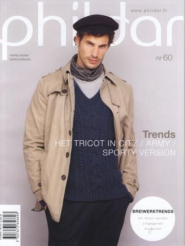 Phildar nr 60 winter 2011 - 2011 - herencollectie (op=op)