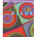 Kleur op Kleur eenvoudig borduurwerk (op=op) (p)