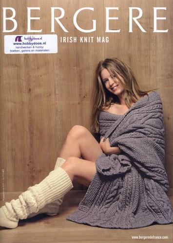 Bergere de France magazine 159 - Iers breiwerk (op=op)