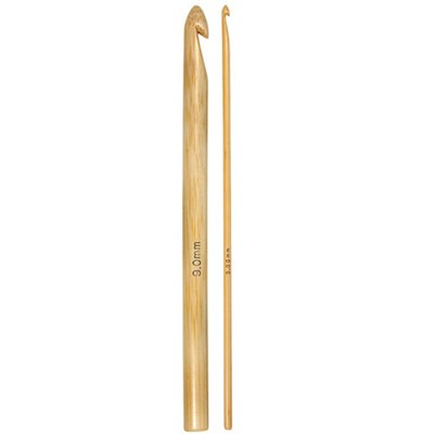 Haaknaald bamboe nr 2,5