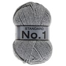 Lammy Yarns No 1 004 Grijs