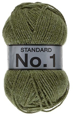 Lammy Yarns No 1 103 olijf groen