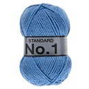 Lammy Yarns No 1 012 aqua blauw