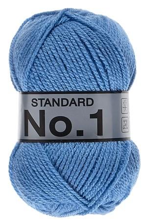 Lammy Yarns No 1 012 aqua blauw
